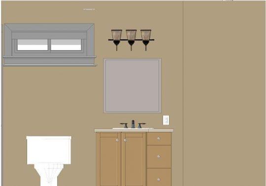 CAD - Bathroom